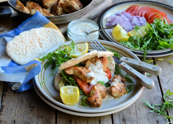 Benefits of the 5 2 Diet - Cajun Chicken Kebab