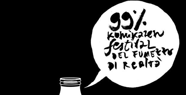Komikazen 99%: un'azione collettiva come festival