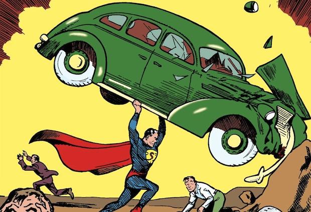 #ThreeVia: tre cose che forse non sapevate su… Superman!