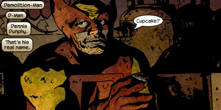 Demolition Man – Worst Avengers
