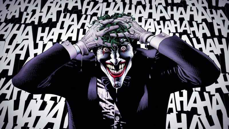In The Killing Joke Batman uccide Joker?