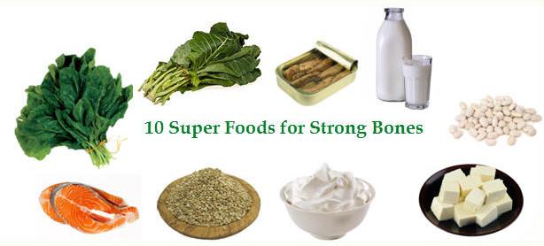 Продукты для здоровья суставов