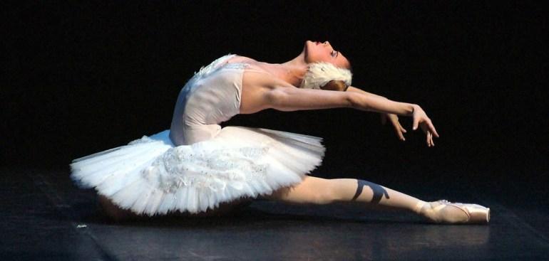 balerina zakharova
