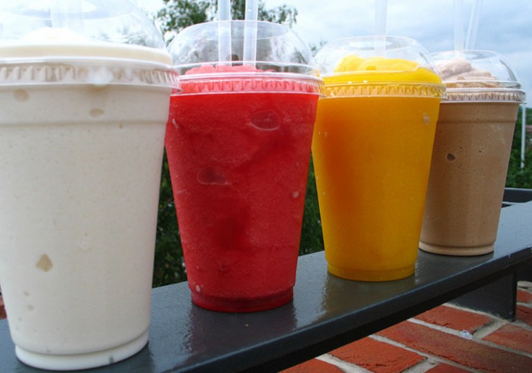 various smoothies