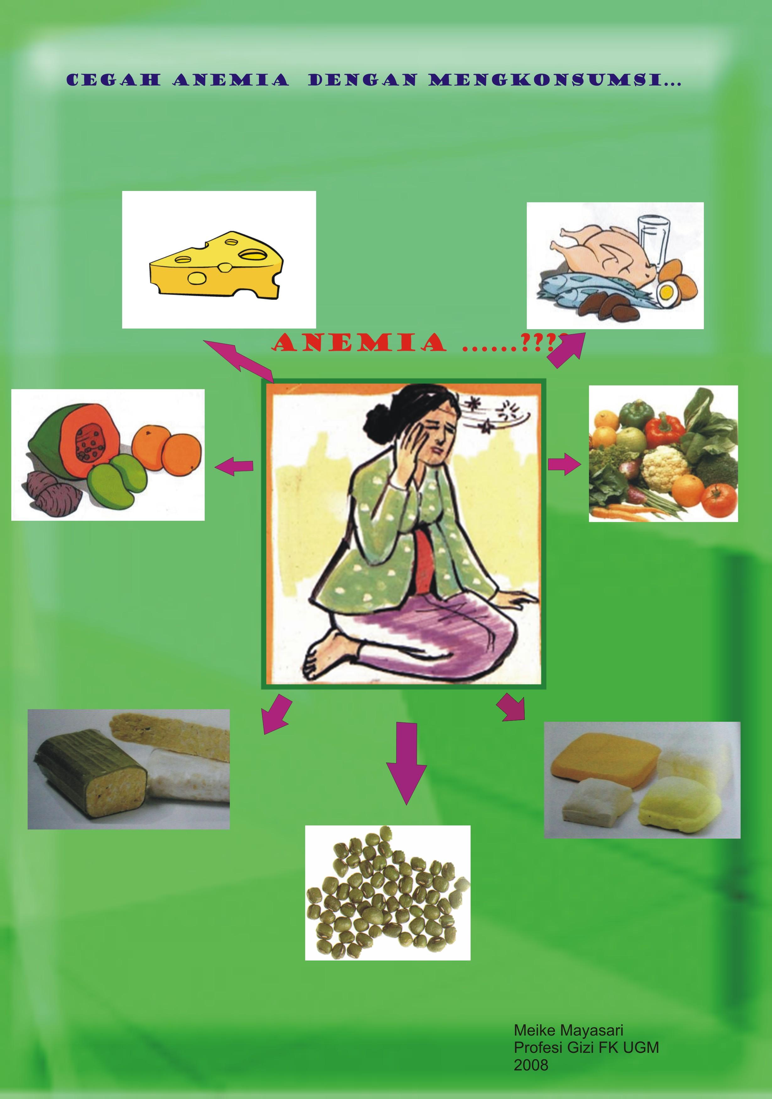 Diet Untuk Anemia Megaloblastik Defisiensi Asam Folat
