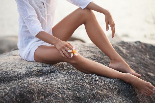 太ももは筋トレで引き締める!細マッチョな筋肉美脚にする方法!