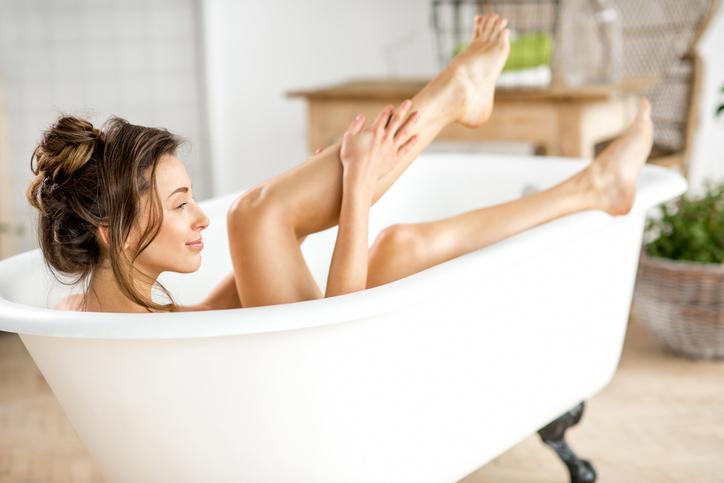 お風呂ダイエットで下半身デブを一挙解消!高温反復浴と正座入浴法と太ももがみるみる痩せる方法!