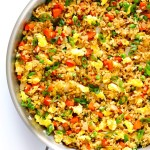 Recipes for fried rice