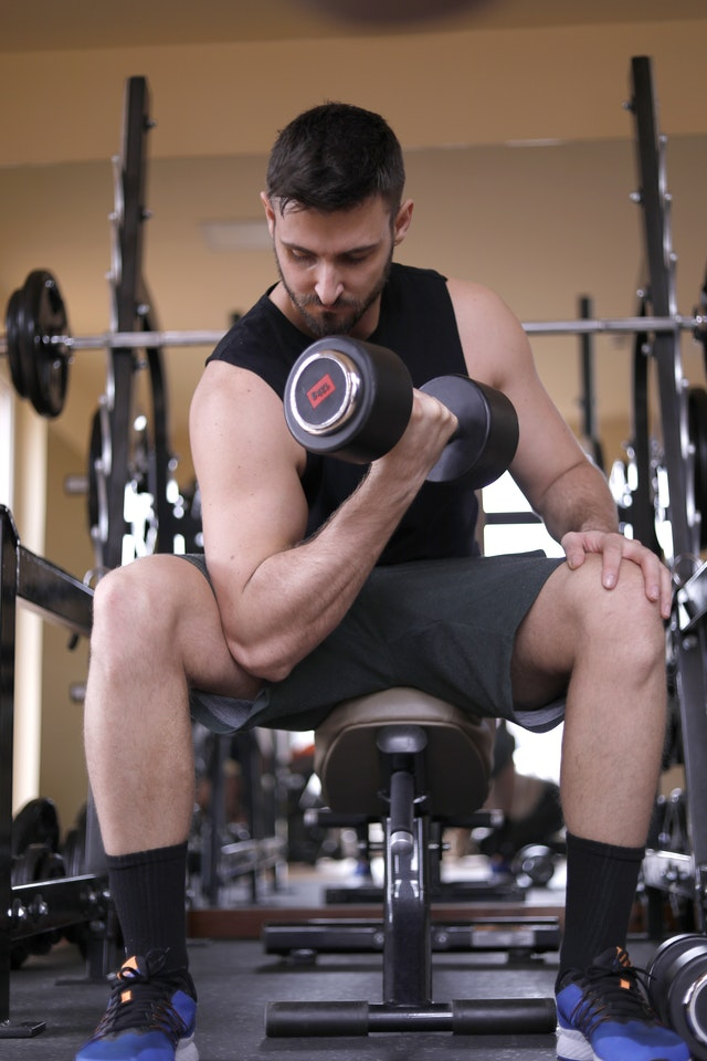 7 Lower Chest Workout At Home With Dumbbells Dietstamp