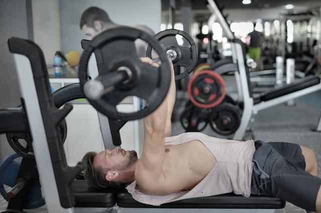 bench press workout routine