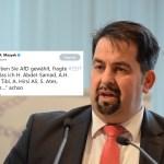"""Aiman Mazyek – Wie ein selbsternannter """"Weltbürger"""" mit Kritikern umgeht…"""