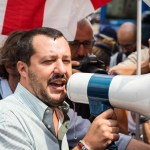 Mordaufrufe gegen Salvini