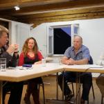 Tischgespräch – 2. Planetarischer Bewußtseins Kongress des All-Stern-Verlags (Video)