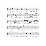 Spruch des Tages – zum Verbot unkorrekter Volkslieder