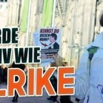 Germanic Walking für freie Medien – Die richtige Antwort auf linke Frühjahrsoffensive