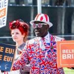 """""""Wir wollen raus!"""": Warum es um den Brexit in Deutschland so still geworden ist"""