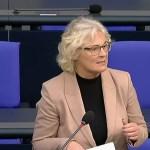 Vera Lengsfeld: Bundesjustizministerin Lambrecht führt die Öffentlichkeit hinter die Fichte