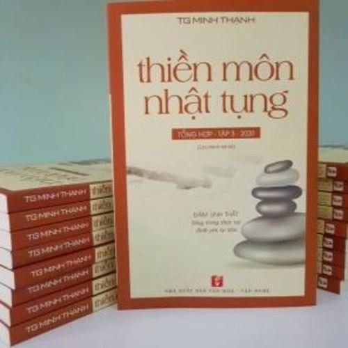 Kinh Phật tặng miễn phí Thiền Môn Nhật Tụng Tập 3