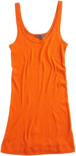 Vince Orange Tank