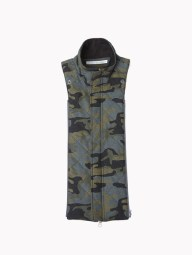 veronica-beard dickey Camo Quilted $250