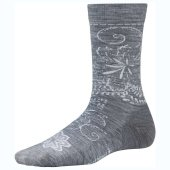 SmartWool Women's Floral Scroll Sock