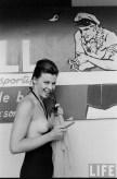 Daphné Dayle Photo - Paul Schutzer LIFE magazine 1964 8