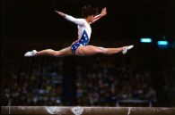 Olympic Athlete Mary-Lou-Retton-Photo Steve Powell Allsport