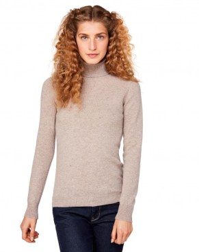 benetton-merino-wool-turtleneck-beige