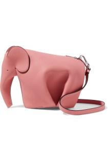 Loewe Pink Elephant Bag