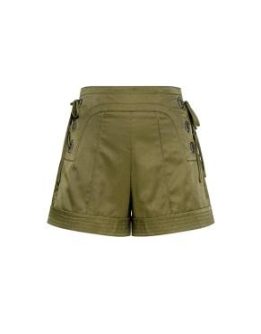 Marissa Webb Marie LAce Up Shorts $398 IfChic