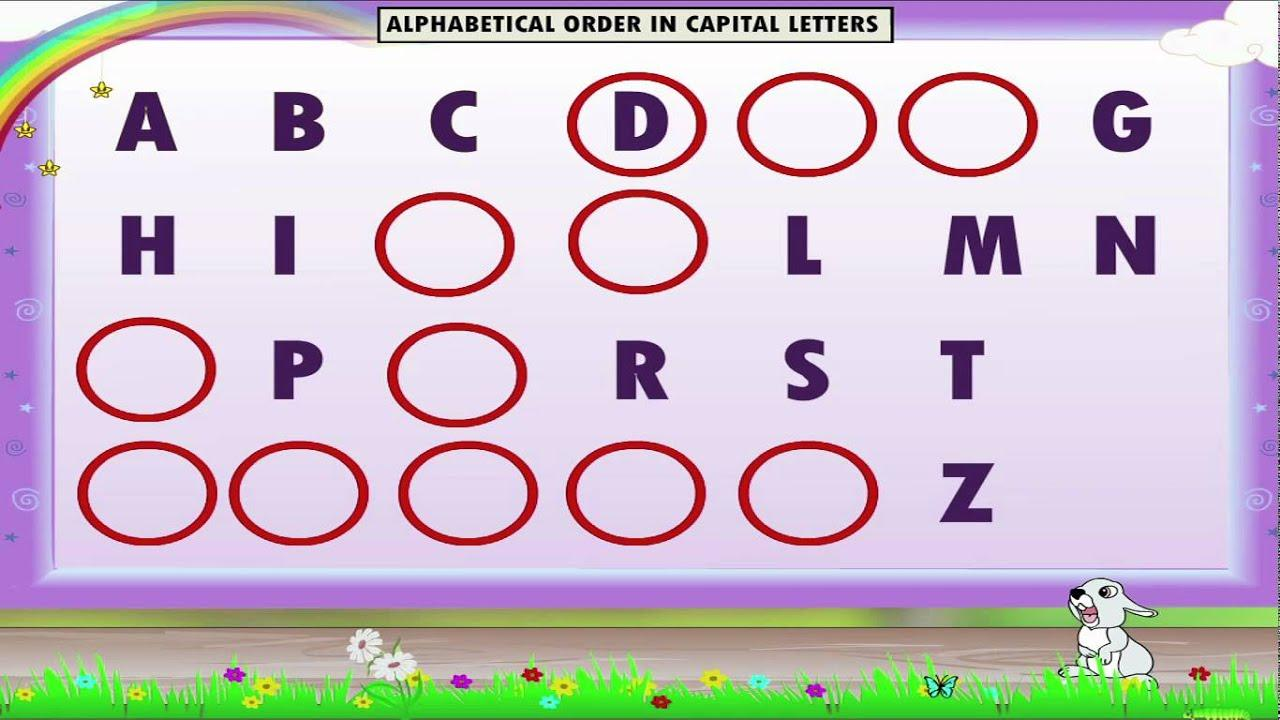 English Worksheets For Grade 1 With Answers