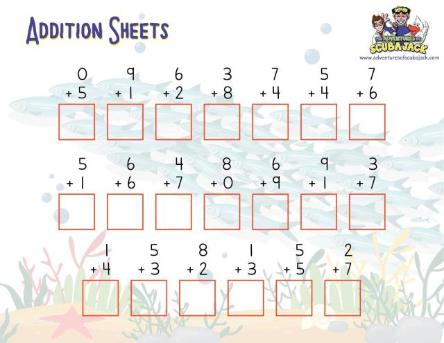 Preschool Worksheets Pdf Download