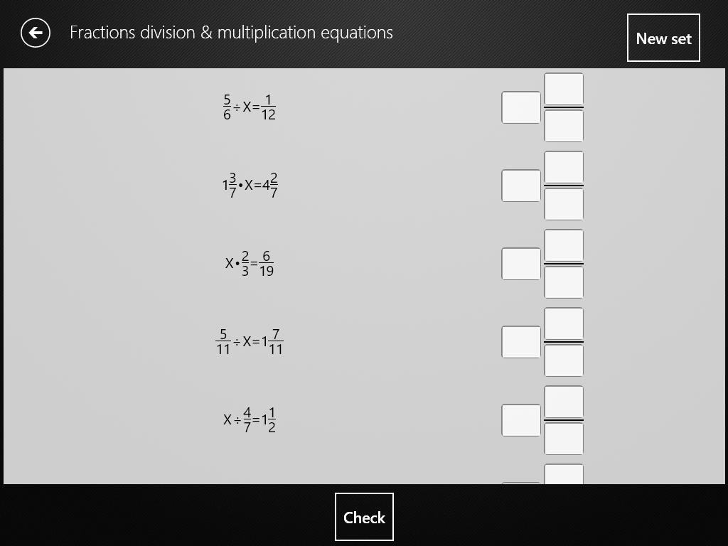 Multiplication And Division Equations Worksheets 6th Grade