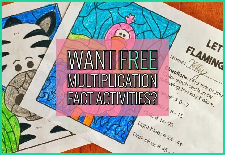 Multiplication Worksheets For Grade 3 2 Digits