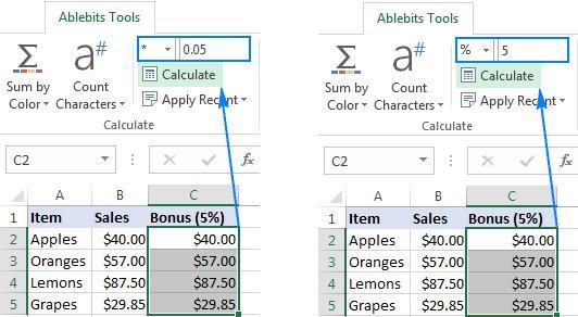 Multiplication Worksheets In Excel 8