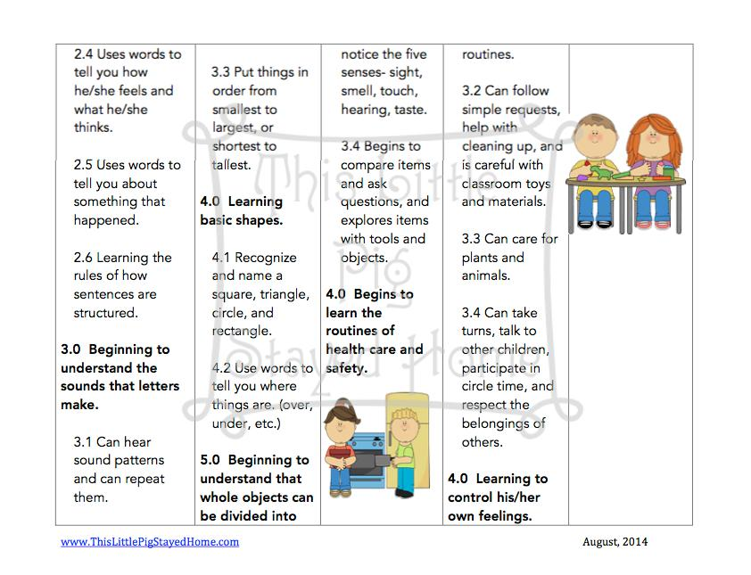 Free Preschool Worksheets Age 2-3 Pdf