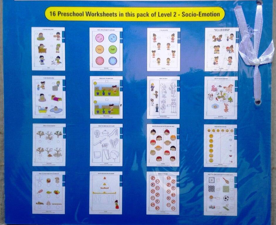 Free Printable Preschool Worksheets Age 2