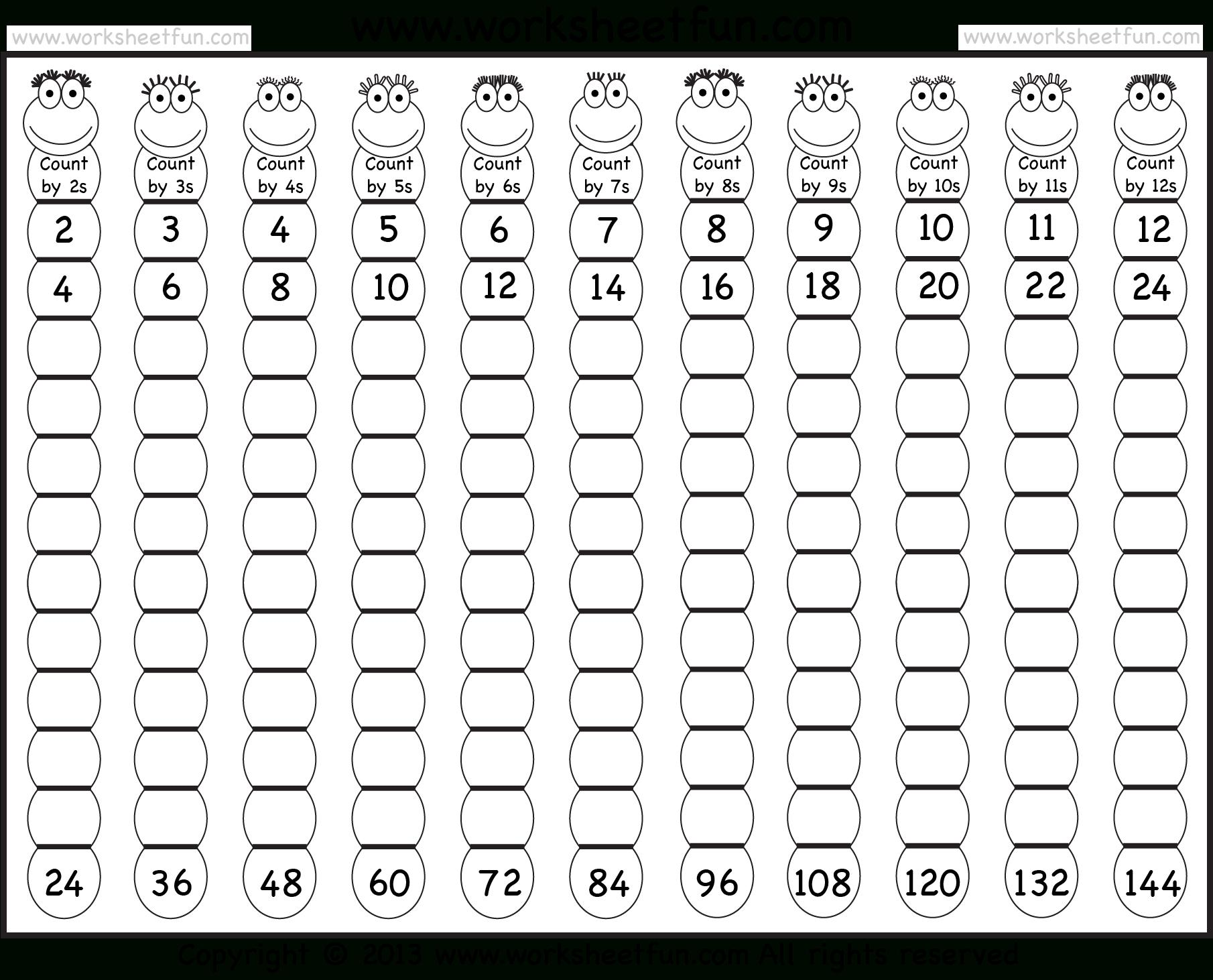 Multiplication Worksheets 6 Grade