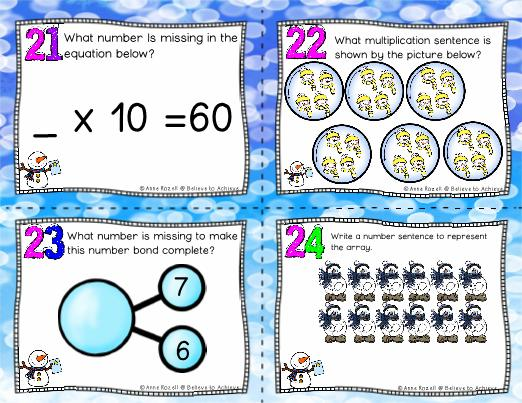 Multiplication Worksheets X6 3
