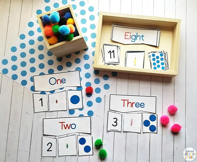 Preschool Maths Worksheets Uk