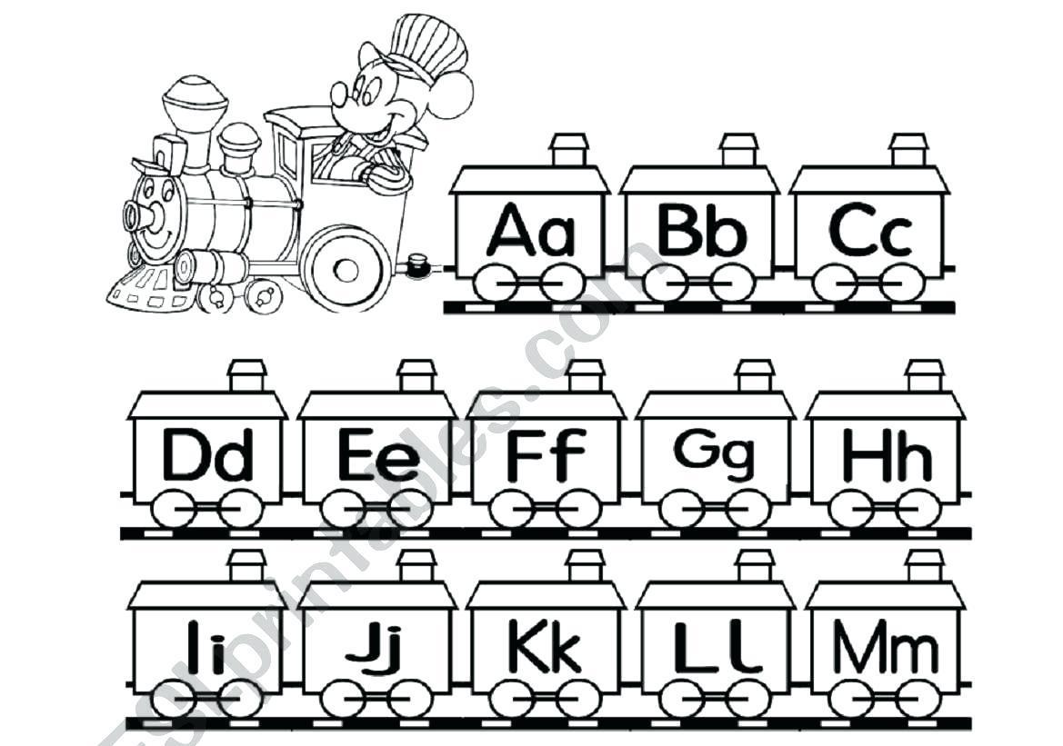 Preschool Activities Worksheets Matching