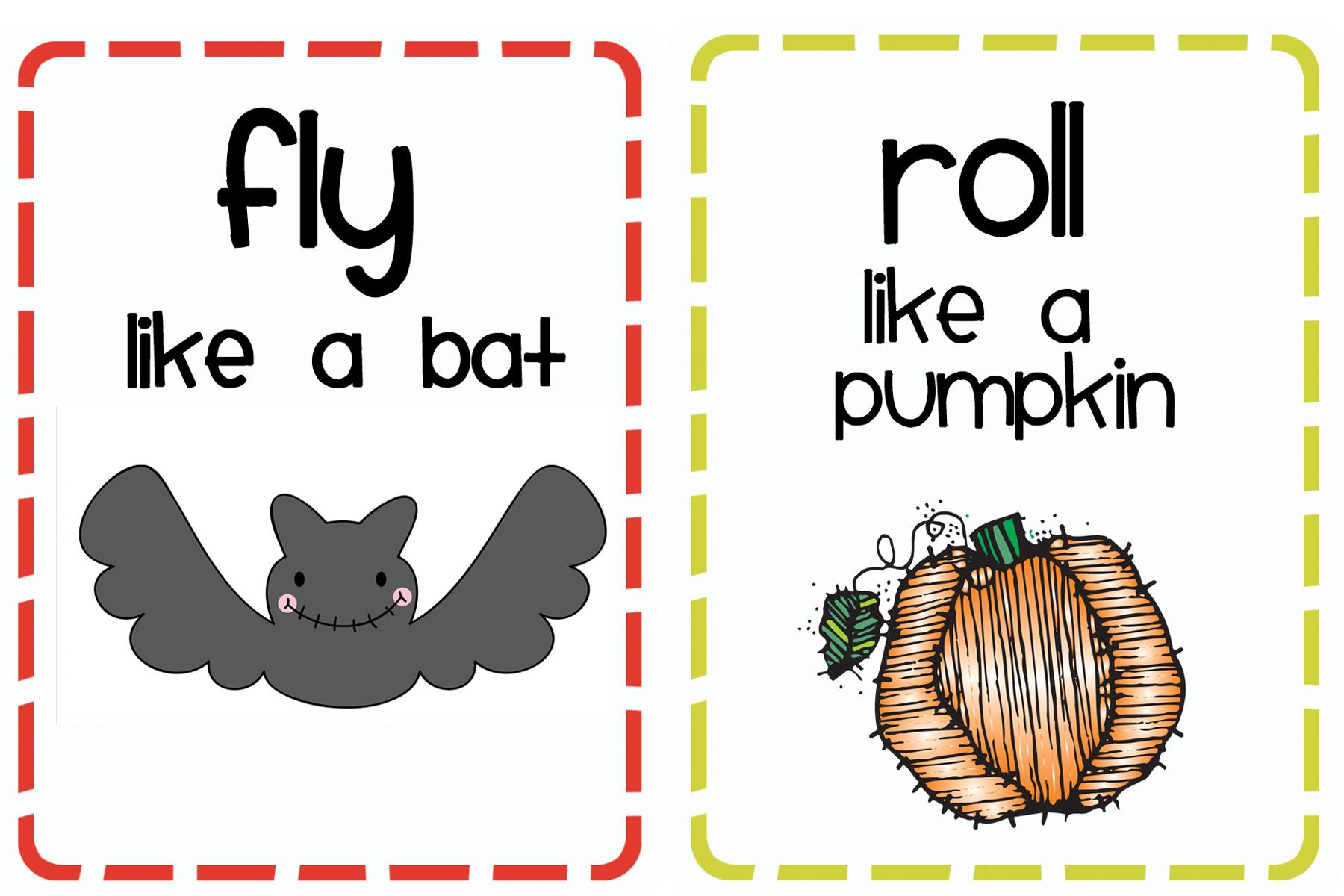 Preschool Halloween Math Worksheets
