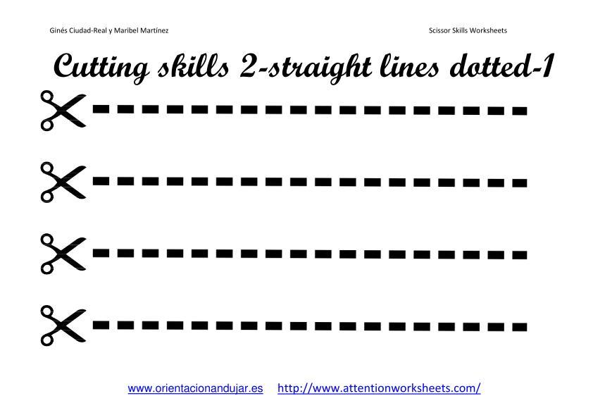 Preschool Worksheets Cutting And Pasting