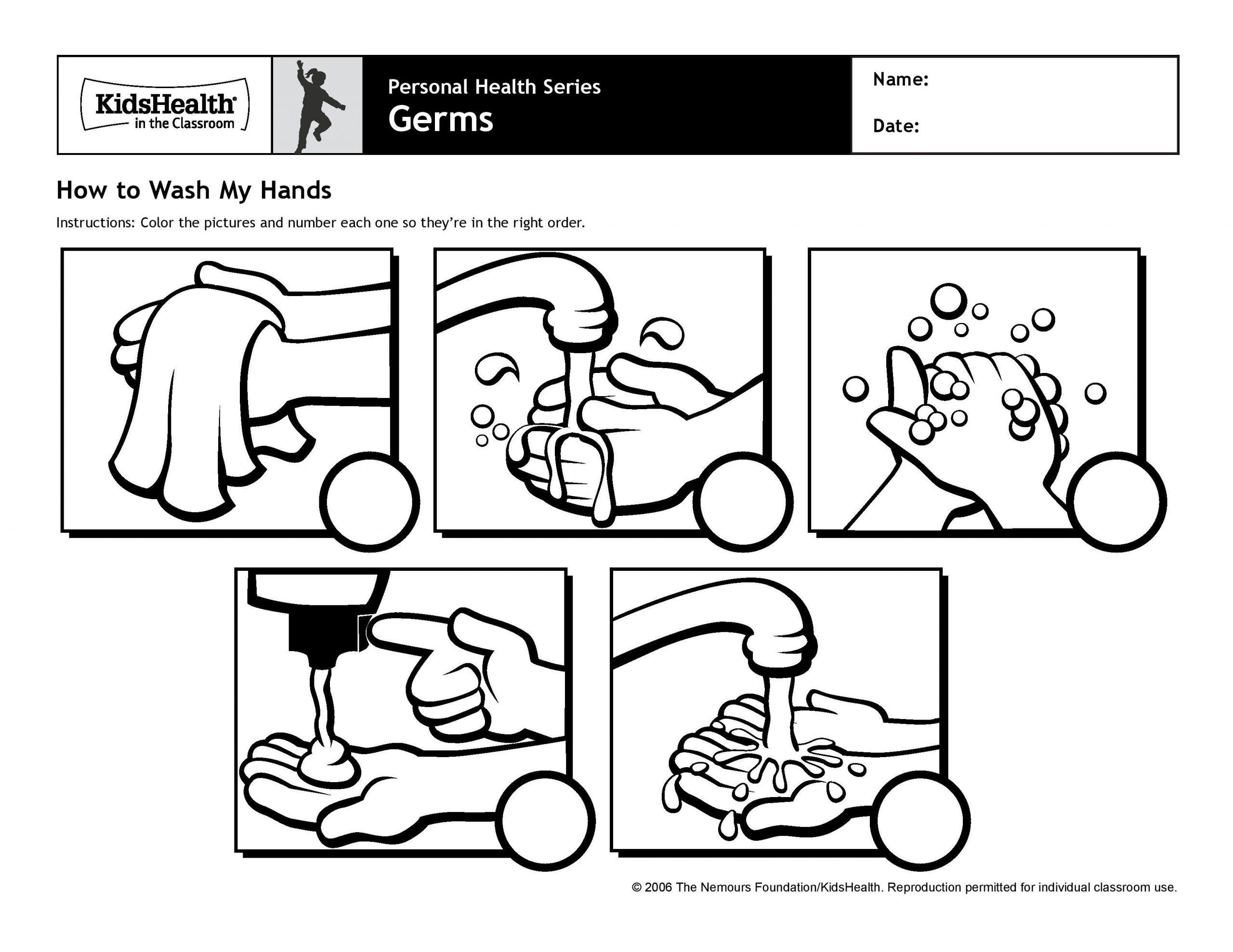 Preschool Worksheets Images 3