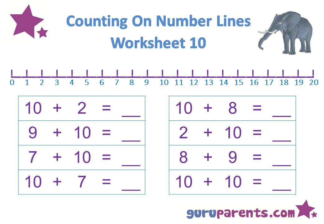 Preschool Drawing Lines Worksheets