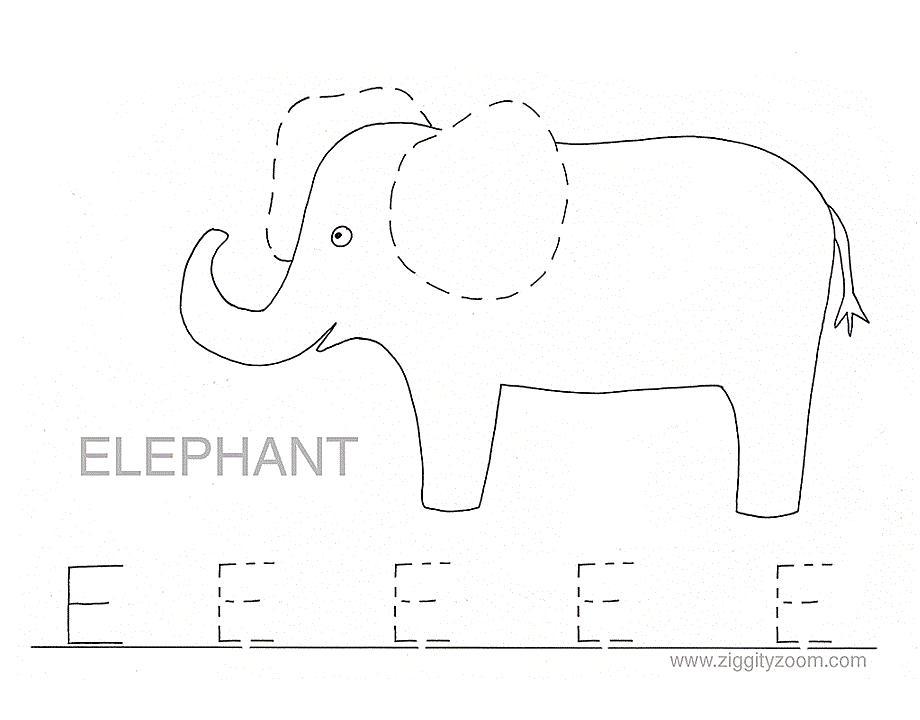 Preschool Printables Letter C