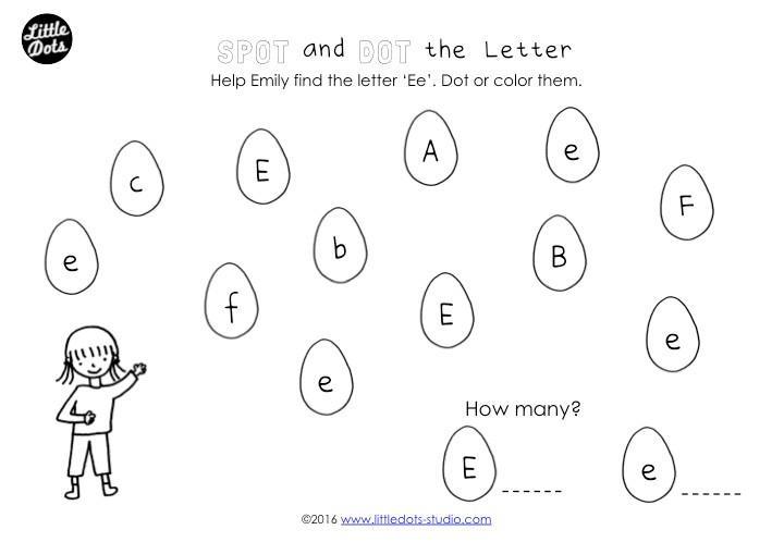 Preschool Worksheets Capital Letters