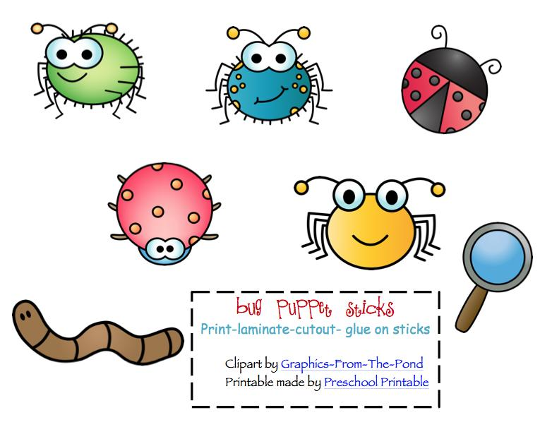 Preschool Worksheets On Insects 6