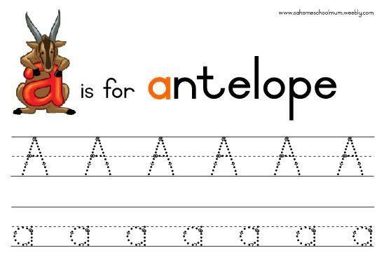 Preschool Worksheets South Africa 5