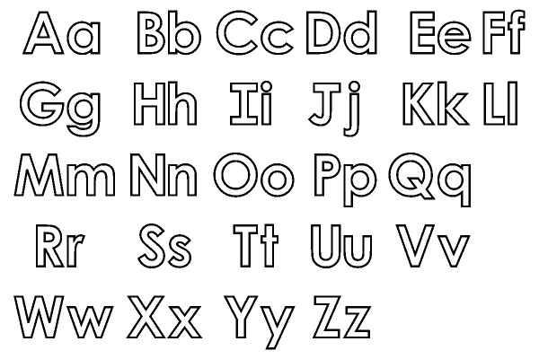 Letter A And B Worksheets For Preschool